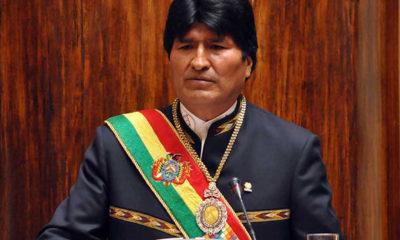 Evo Morales realizará un acto en la frontera con Bolivia