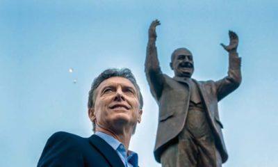 TN comparación de Macri con Perón