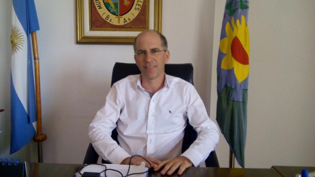 Lisandro Matzkin, intendente electo de Coronel Pringles y actual Presidente del Concejo Deliberante