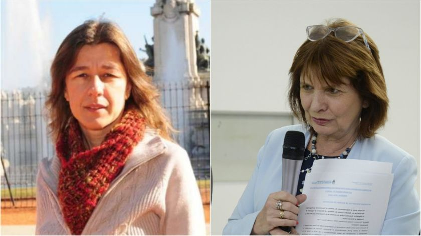 sabina frederic revisará las pericias de gendarmería en los casos nisman y maldonado