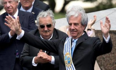 Tabaré Vázquez pidió la suspensión de Bolivia del Mercosur