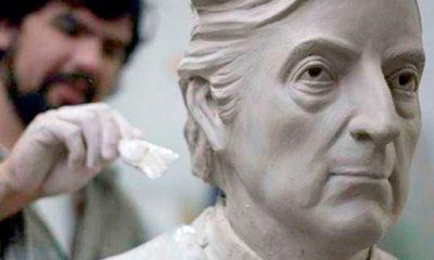 busto nestor kirchner