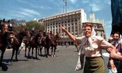 Bonadío sobreseyó a policías que reprimieron a Madres de Plaza de Mayo en diciembre de 2001