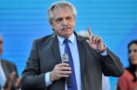 Alberto Fernández reveló que el gobierno no tiene fecha definida para un aumento de tarifas