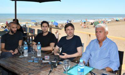 Augusto Costa en monte hermoso busca apuntalar el turismo