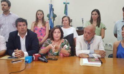 denuncian a fernando compagnoni, titular del concejo deliberante