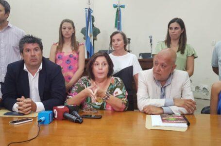 Denunciaron al Presidente del Concejo Delibertante por abuso de autoridad y a Anabella Castillo por usurpación de cargo