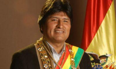 evo morales candidato senador cochabamba