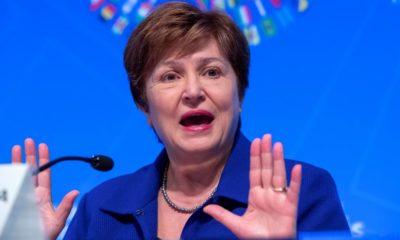 kristalina georgieva del FMI rechazó aplicar una quita a la deuda argentina