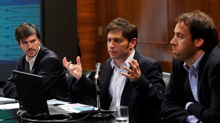 kicillof arriba pymes medios malvinas argentinas
