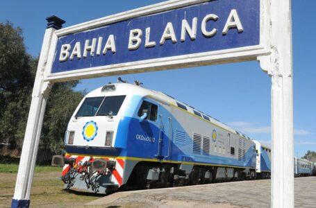 Desde Río Negro buscan reactivar el ramal ferroviario Viedma-Bahía Blanca