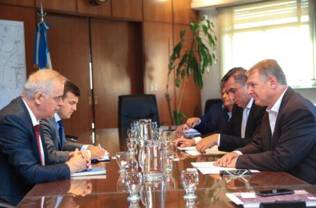 Tren Bahía Blanca – Vaca Muerta: Lissalde se reunió con la Embajada de Rusia para reflotar el proyecto