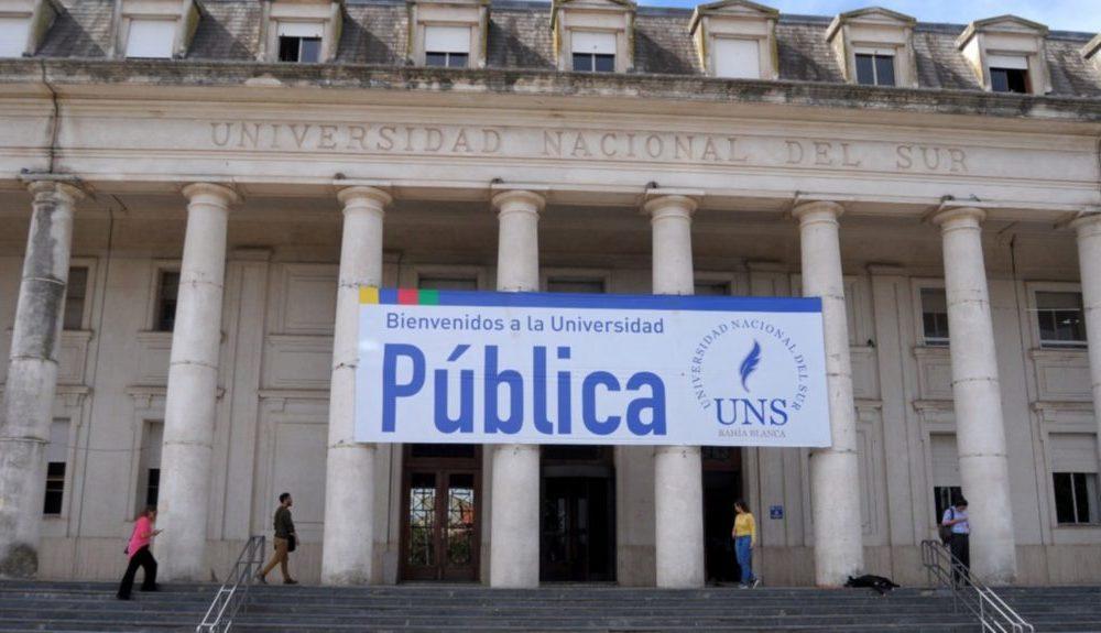 universidad nacional del sur