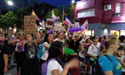 Cuarto Paro Internacional de Mujeres, Feministas, Lesbianas, Trans, Travestis y No Binaries