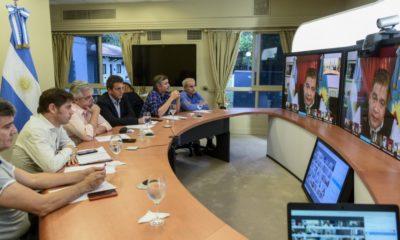 alberto prohibe despidos fondos pymes