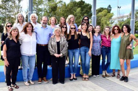 El Consorcio de Gestión del Puerto de Bahía Blanca reconoció a mujeres de destacada trayectoria