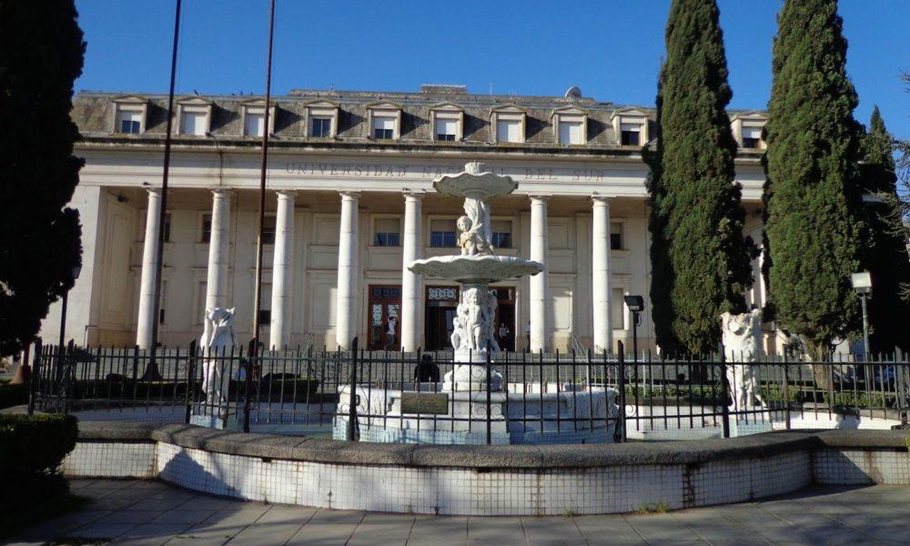 examenes no presencias universidad nacional del sur