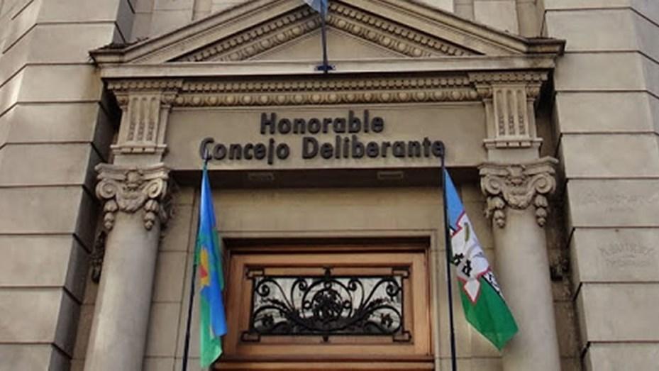 honorable concejo deliberante de Bahía Blanca