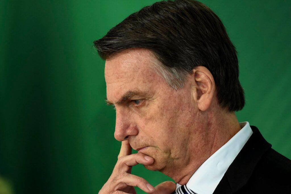 jair bolsonaro gobernadores coronavirus cuarentena