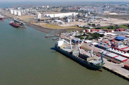 El puerto de Bahía Blanca restringió el descenso de tripulantes de buque provinientes de zonas afectadas por el COVID-19