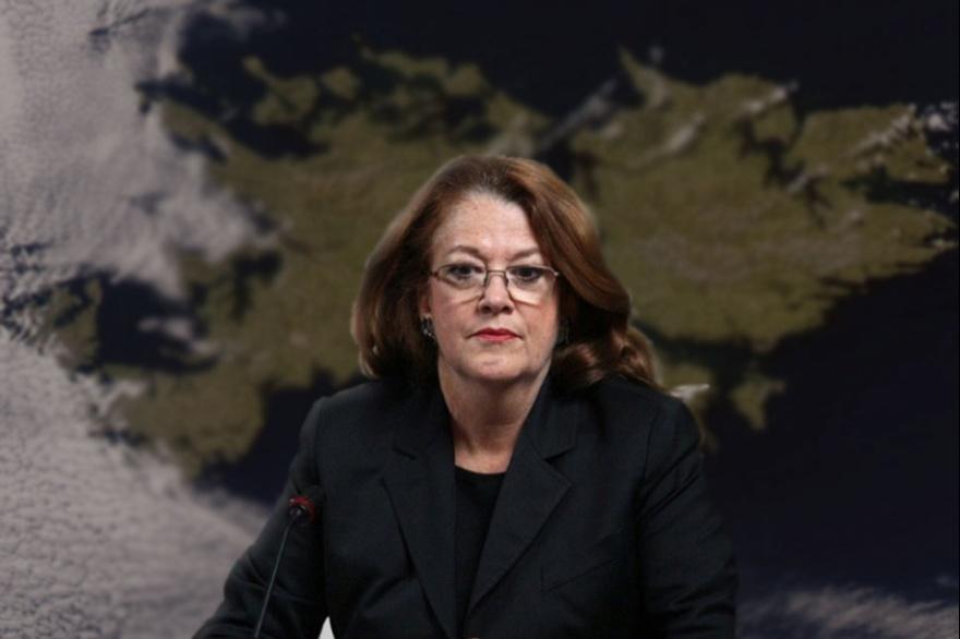 alicia castro islas malvinas 2020