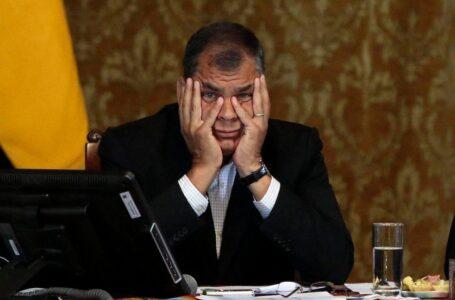 Lawfare: condenaron a Rafael Correa a 8 años de prisión y lo proscribieron por 25 años