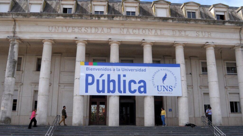 consejo superior universidad nacional sur sesion no presencial