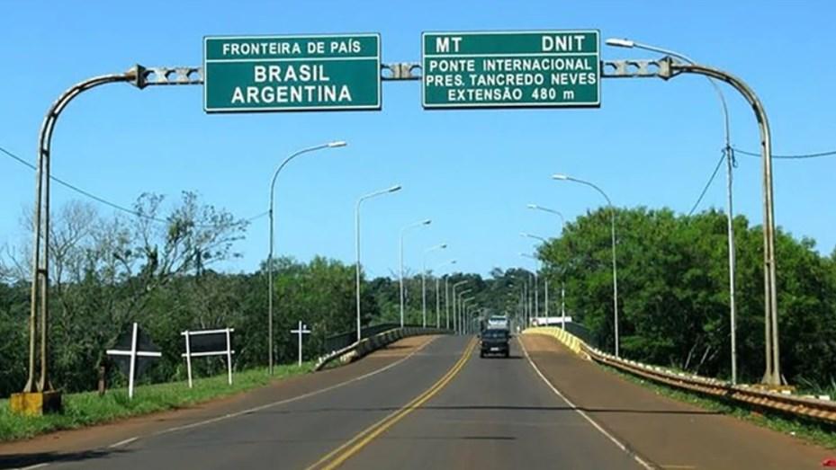 misiones coronavirus frontera brasil