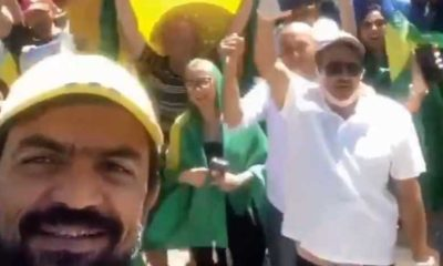 movilizacion brasil cuarentena bolsonaro