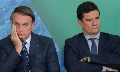 renuncio sergio moro ministro bolsonaro