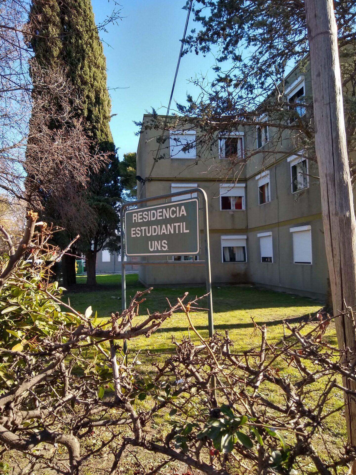 residencia universitaria casitas uns aislamiento temporario
