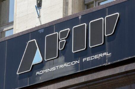 """La AFIP denunciará penalmente a quienes realicen maniobras """"tendientes a eludir el pago del Aporte Solidario"""""""