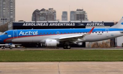 fusion aerolineas austral iud