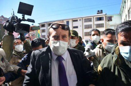 Bolivia: el Ministro de Salud fue detenido dentro una red de corrupción por respiradores