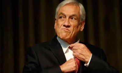 piñera desconoce plataforma continental argentina
