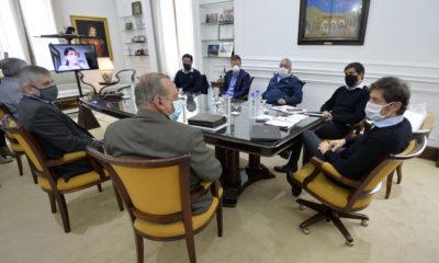 intendentes vecinalistas con Axel Kicillof
