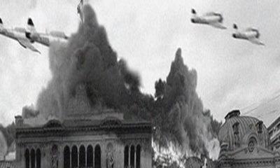 16 junio bombardeo plaza mayo
