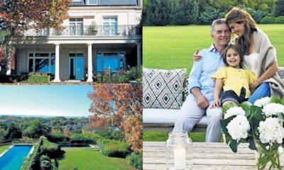 Mansion macri acasusso