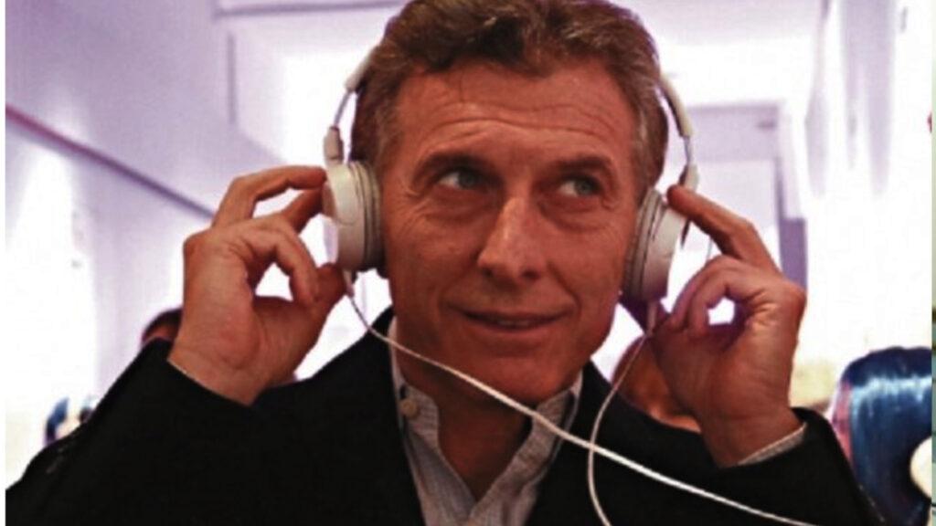 afi macri espionaje inteligencia audios