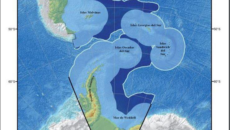 argentina plataforma continental