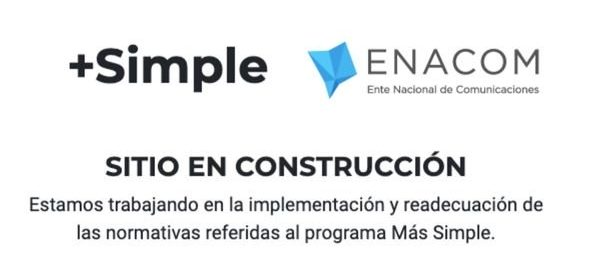 más simple sitio en construcción formulario inscripcion tablet gratis