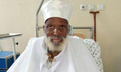 monje etiopia 114 años coronavirus