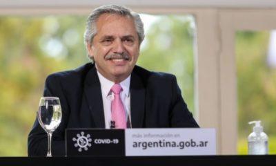 alberto plan infraestructura sur argentino