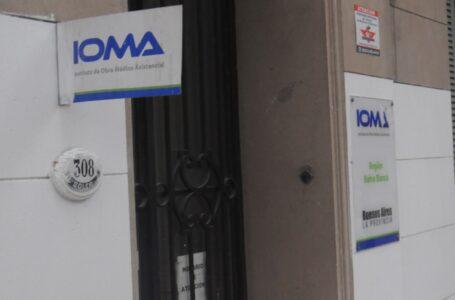 IOMA: este jueves reabre la oficina Regional y Delegacion Bahia Blanca