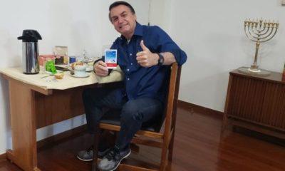jair bolsonaro recuperado coronavirus