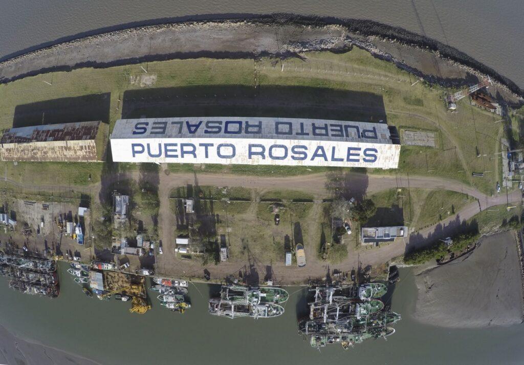 puerto rosales exporta petroleo crudo