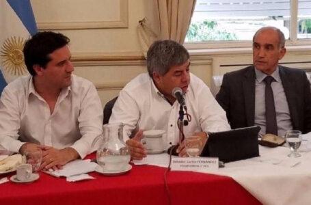 Denunciaron a Daniel Salvador y Maximiliano Abad por irregularidades en las afiliaciones de la UCR