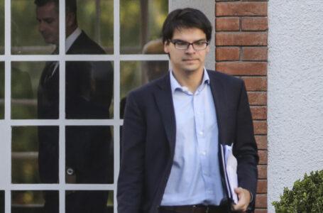 """Darío Nieto pidió la """"nulidad"""" de las pericias a su celular"""