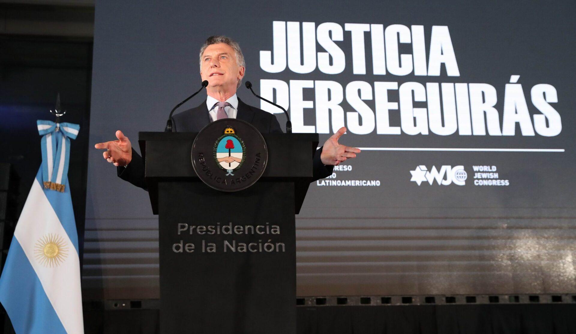 Macri en su Laberinto y la Justicia en su Reforma