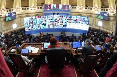 El Senado debatirá la validez del DNU sobre telecomunicaciones y el traslado de jueces